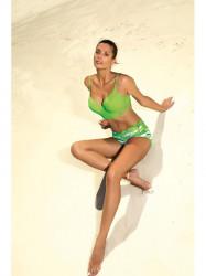 Dámske trojdielne plavky Angelina M-544 (5)