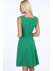 Dámske zelené šaty 1781