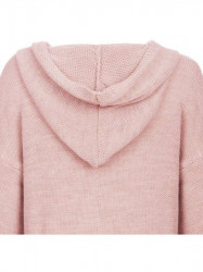 Dámsky dlhý sveter 116ART, ružový #3