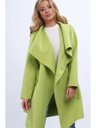Dámsky prechodný kabát 1742, zelený
