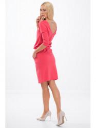 Korálové šaty 9729