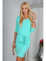 Mätové šaty 9729