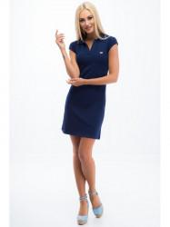 Modré šaty #3