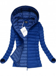 Prechodná bunda 7115BIG, modrá