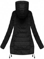 Prechodná bunda 759-1, čierna #1