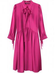Ružové dámske šaty 208ART