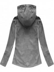 Trekingová bunda HV-909, šedá