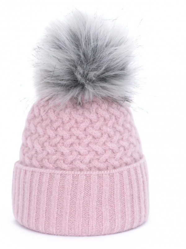 26645da02 Dámska čiapka Chic, ružová - Dámske čiapky - Locca.sk