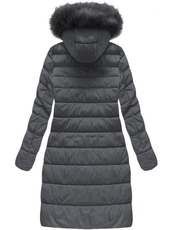 Dámska dlhá zimná bunda 7754BIG 07e328563cf