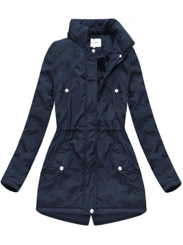 45a6f4e3b8ea Dámska zimná bunda s kapucňou 7312