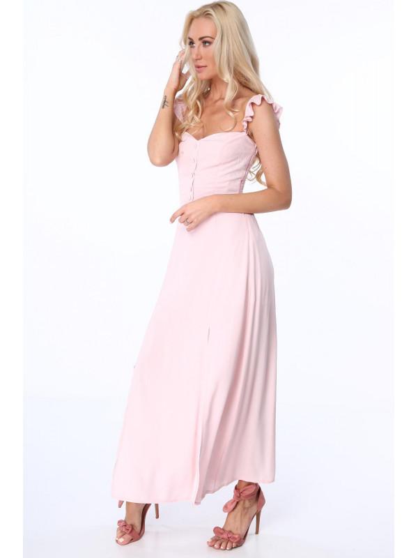 0d736785b8d2 Dámske dlhé šaty ZZ337