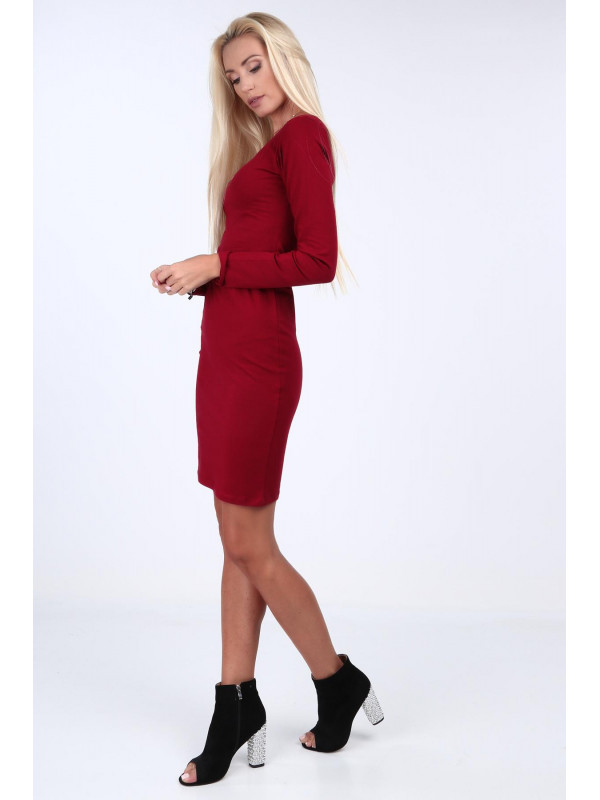 Dámske minimalistické šaty 4054 e1c0e612867