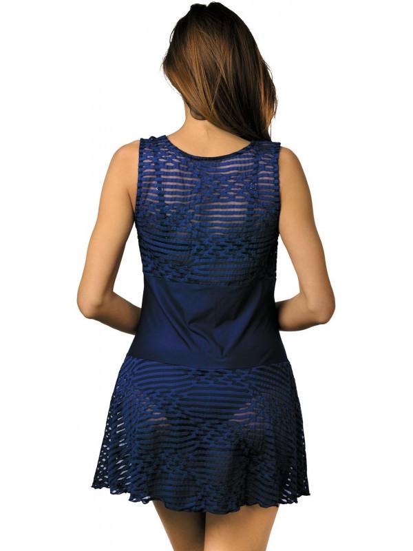 8d52b272e66e Dámske plážové šaty Vivian M-414 (1) - Dámske letné šaty - Locca.sk