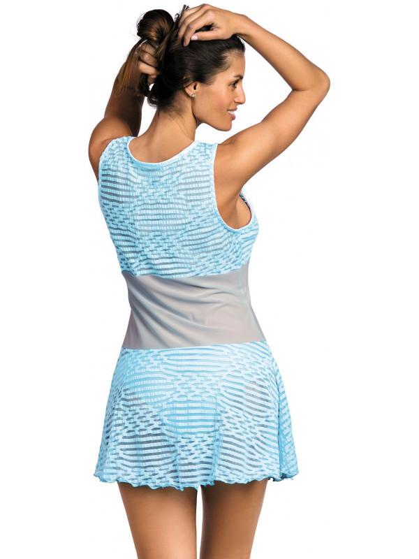 fd08aef66656 Dámske plážové šaty Vivian M-414 (6) - Dámske letné šaty - Locca.sk