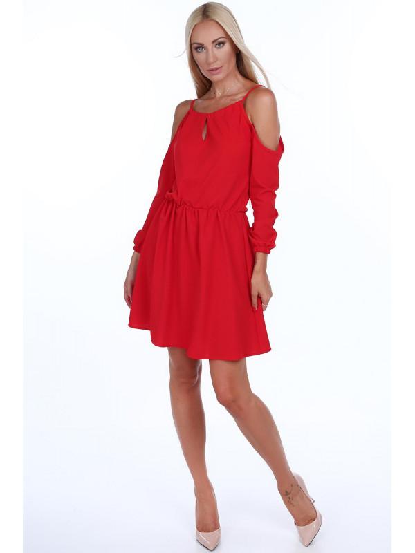 8756f114773d Dámske šaty s odhalenými ramenami 1815