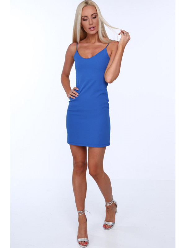 9a25d1c59530 Dámske šaty s tenkými ramienkami 22405