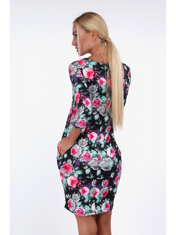 872614e2fe8c Dámske šaty so vzormi 4057