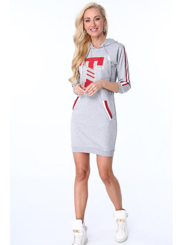 Dámske športové šaty 1703 b02b1874518