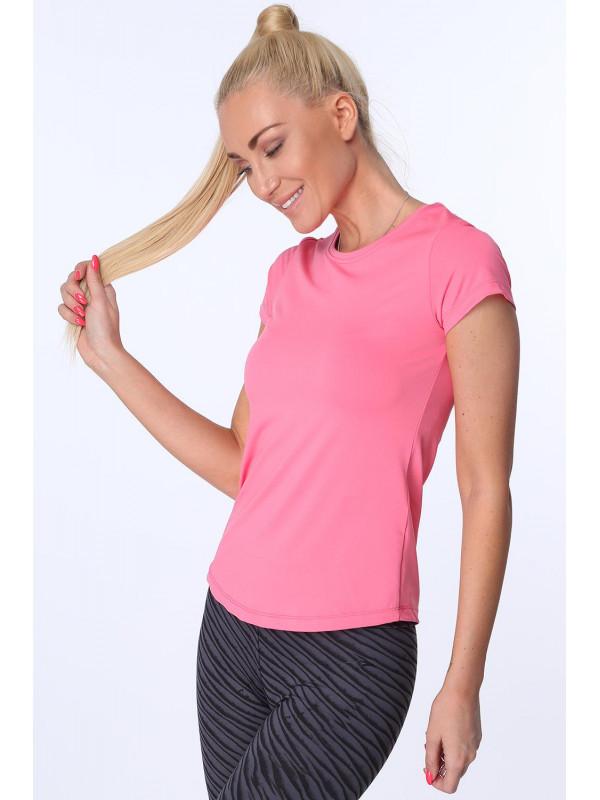 883047abd Dámske športové tričko MR16620, svetlo ružové - Dámske tričká - Locca.sk