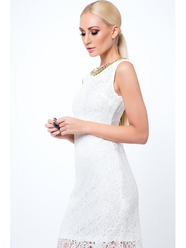 51b2320ae9ff Dlhé šaty s čipkou G5282