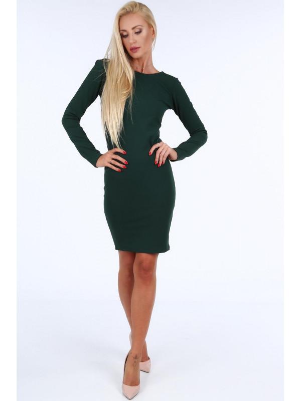 Zelené dámske šaty 1833 - Dámske elegantné šaty - Locca.sk f3bf057f379