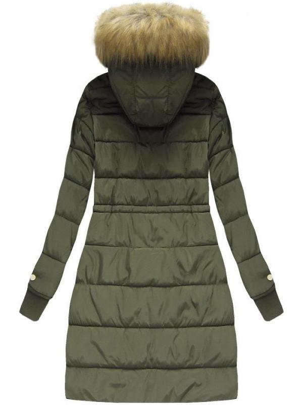 4e3dcadcfad6 Zimná bunda s kožušinou