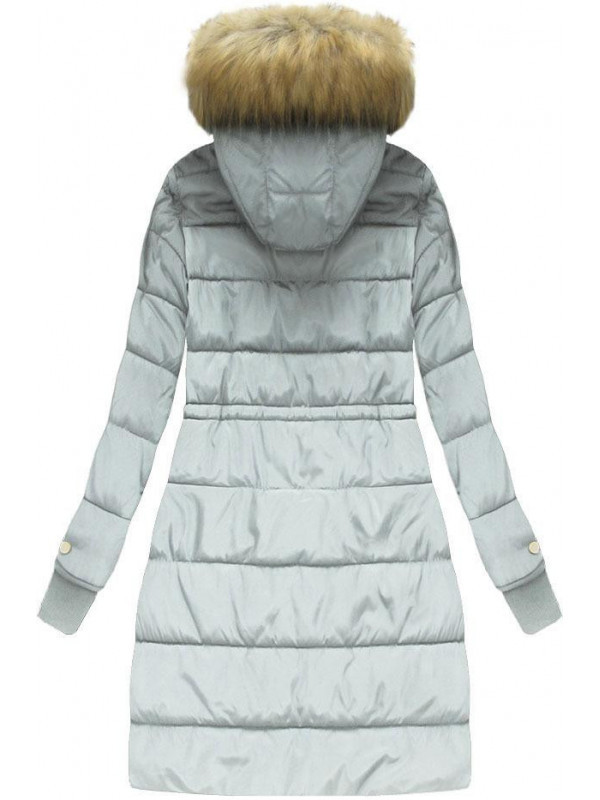 Zimná bunda s kožušinou 334d2f3a0a9