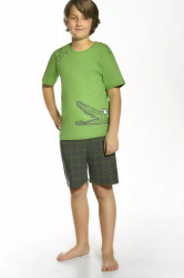 Chlapčenské pyžamo 789/34 Kids Hungry Crocodile