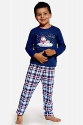 Chlapčenské pyžamo 809/12 I like snow
