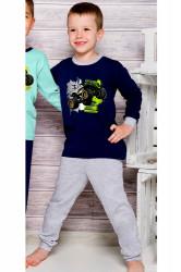 Chlapčenské pyžamo 859 Olek 01