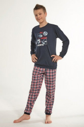Chlapčenské pyžamo 966/100 Young sport