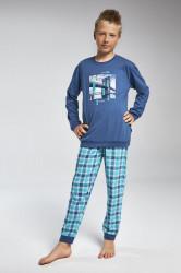 Chlapčenské pyžamo 966/81 Bridge