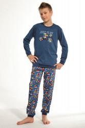 Chlapčenské pyžamo 966/96 Young cube