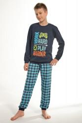 Chlapčenské pyžamo 966/97 Young game