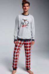 Chlapčenské pyžamo 967/29 Lemur
