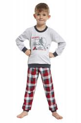 Chlapčenské pyžamo Cornette pch 966/66 all my life young 134/140