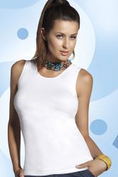 Dámska košieľka Babell koszulka alita biały S