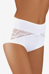 Dámske nohavičky 004 plus white