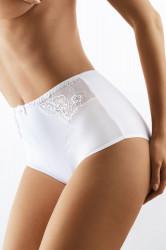 Dámske nohavičky 054 plus white