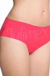 Dámske nohavičky Julimex figi cheekie czerwony S