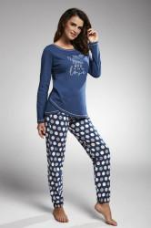 Dámske pyžamo 161/162 Whits love