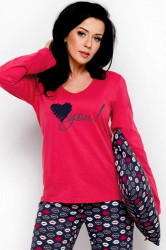 Dámske pyžamo 2227 Felicja 02