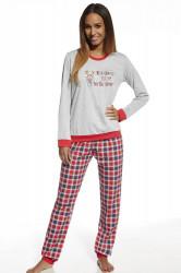 Dámske pyžamo 671/122 Winter melange