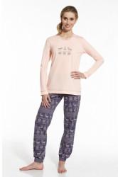 Dámske pyžamo 673/43 Nordic