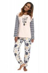 Dámske pyžamo Cornette pd 685/133 autumin różowy S