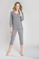 Dámske pyžamo Damia plus melange