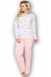 Dámske pyžamo Kate 2132 pink