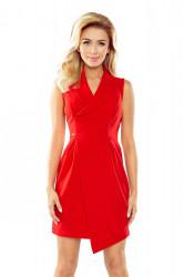 Dámske šaty 153-2 red