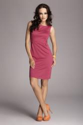 Dámske šaty M079 fuchsia