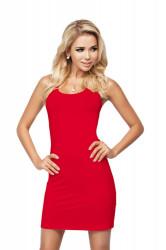 Dámske šaty Melita red